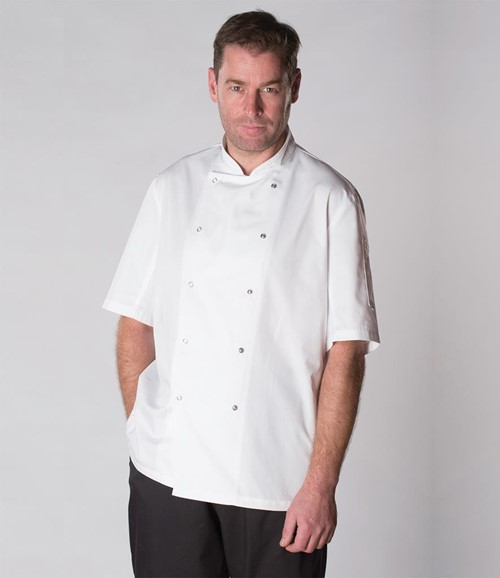 Short Sleeve Thermo°Cool™ Chef's Jacket