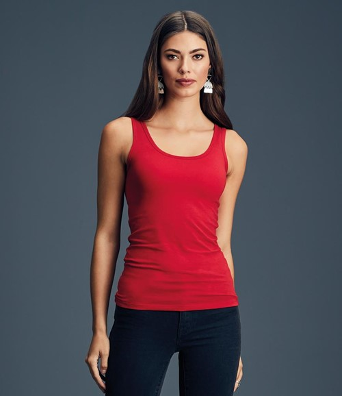 Ladies Stretch Tank Top