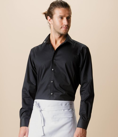 Long Sleeve Tailored Shirt