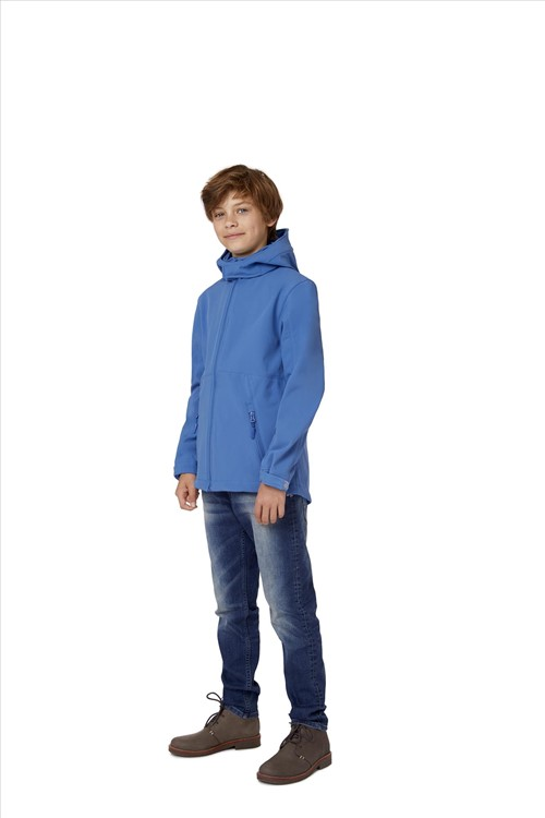 Hooded Softshell Kids
