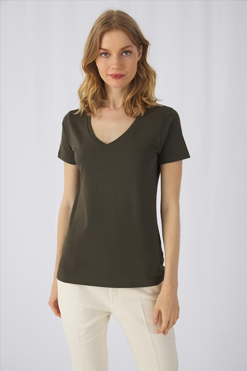 Inspire V-neck T-shirt Women