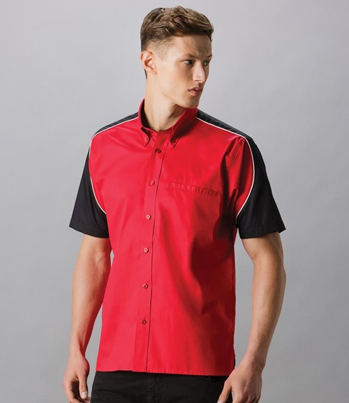 Gamegear Short Sleeve Classic Fit Sebring Shirt