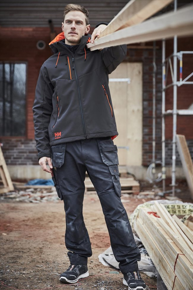 Oxford Construction Pant