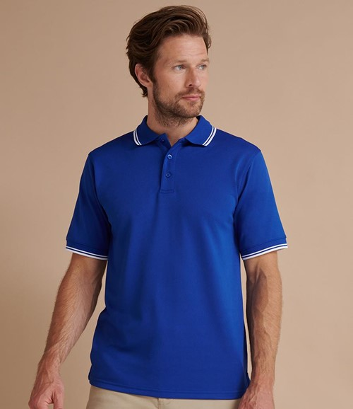 Coolplus® Tipped Polo Shirt