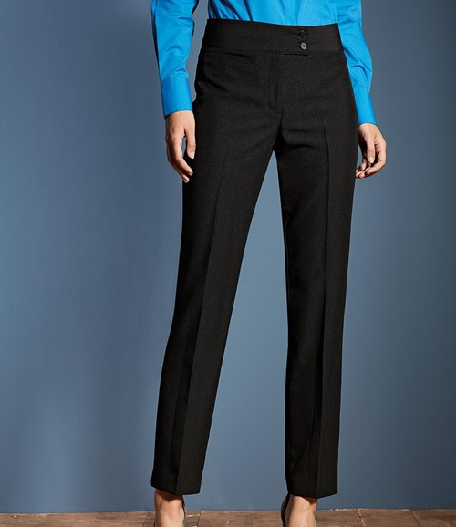 Ladies Iris Straight Leg Trousers