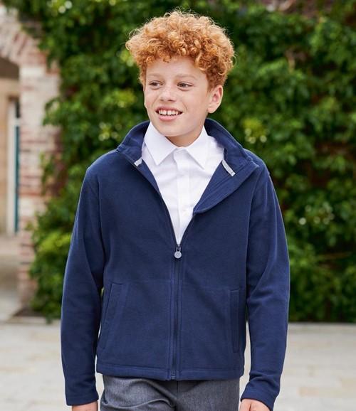 Kids Brigade II Micro Fleece Jacket