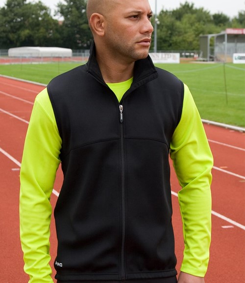 Airflow Soft Shell Gilet