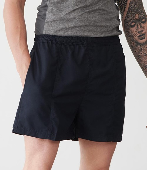 All Purpose Mesh Lined Shorts